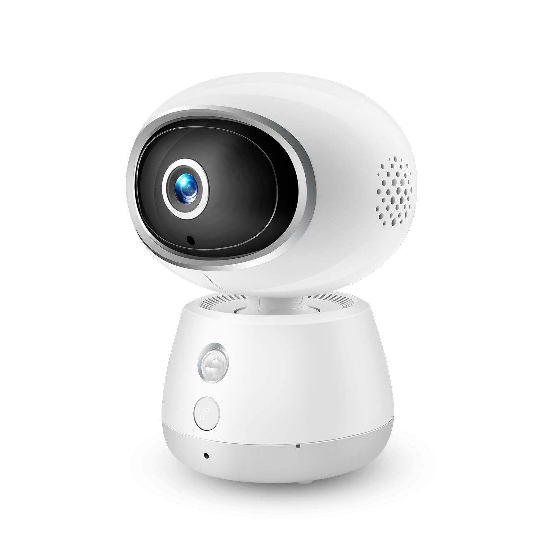 Security Camera, Tianbudz WIFI Camera Surveillance IP Camera PIR Motion  Detection Alarm 1080P Camera, Home Indoor Baby/Pet Monitor with Two-way