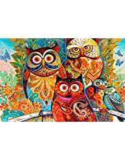 Diamond Painting Owl Kits for Adults by LUHSICE