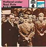 1977 Edito-Service, World War II, #54.16 Holland Under Nazi Rule, Hitler