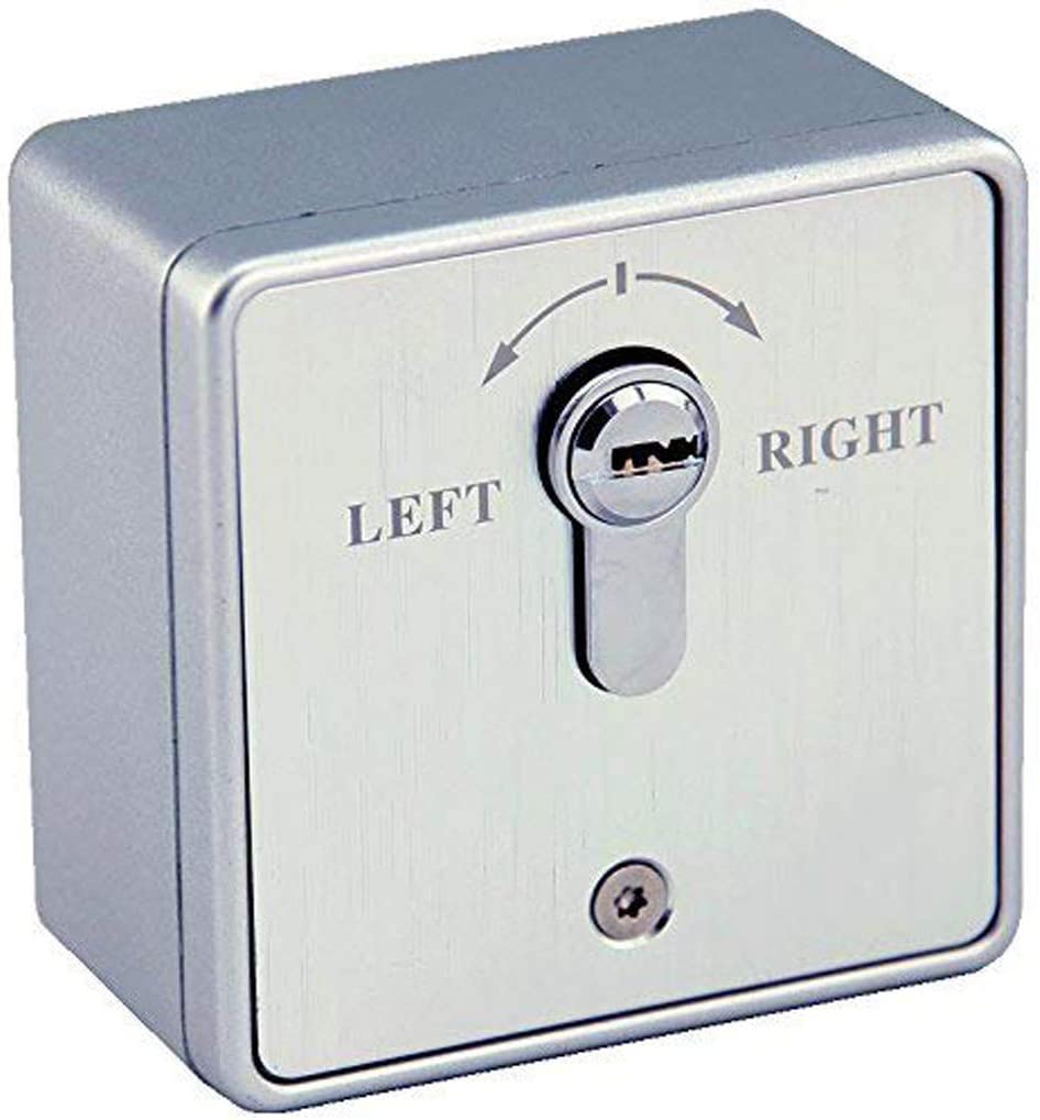 European Type Emergency Release Exit Out Button With Key Switch For Hollow Door Home Improvement