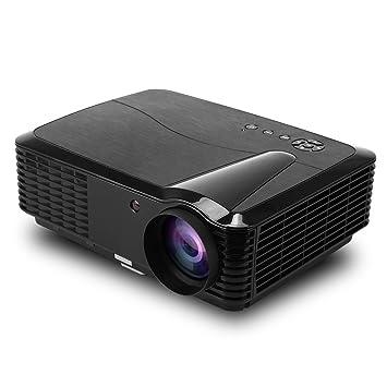 Excelvan RD-806 Proyector TV Digital (2800 Lúmenes HD, LED ...