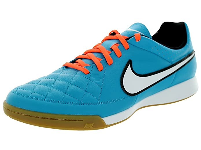 quality design af1cf 5b13c Amazon.com   Nike Men s Tiempo Genio Leather IC Soccer Shoe   Soccer