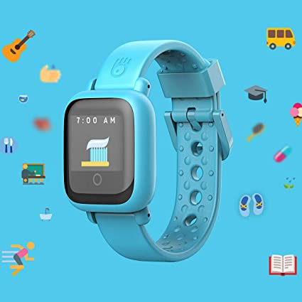 Amazon.com: Pulpo Kids Smart Watch v2 - Azul - Planifica ...