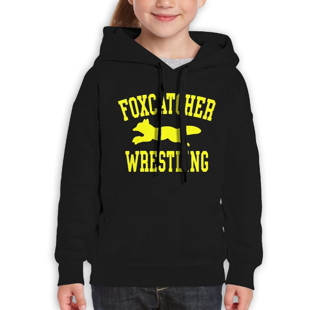 Unisex Casual Custom Fashion Hoodies, Foxcather Wrestling Fashion Youth Hooded Sweatshirt XX-Large by Fooyeed
