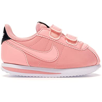 competitive price e0153 827e3 Amazon.com | Nike Cortez Basic Txt Kids Toddler Bq7100-600 ...