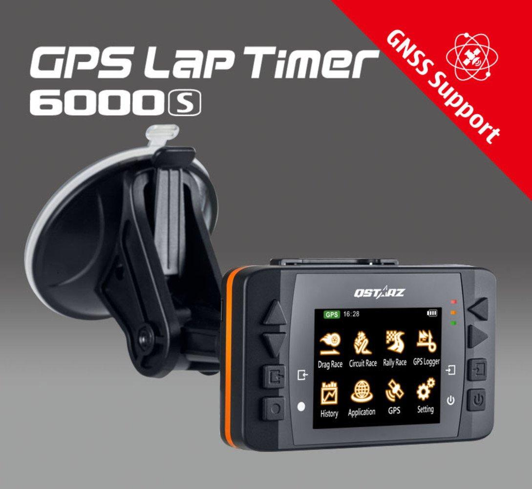 Qstarz LT-6000S Rundenzeitmesser schwarz: Amazon.de: Navigation