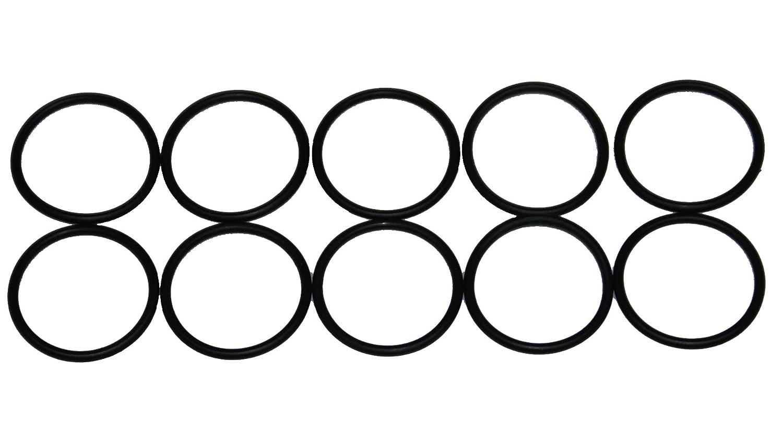 Fluoropolymer Elastomer Sterling Seal ORVT320x10 Viton Number-320 Standard O-Ring 1-1//8 ID 1-1//2 OD 1-1//8 ID 70 Durometer Hardness Pack of 10 1-1//2 OD Pack of 10 Sur-Seal