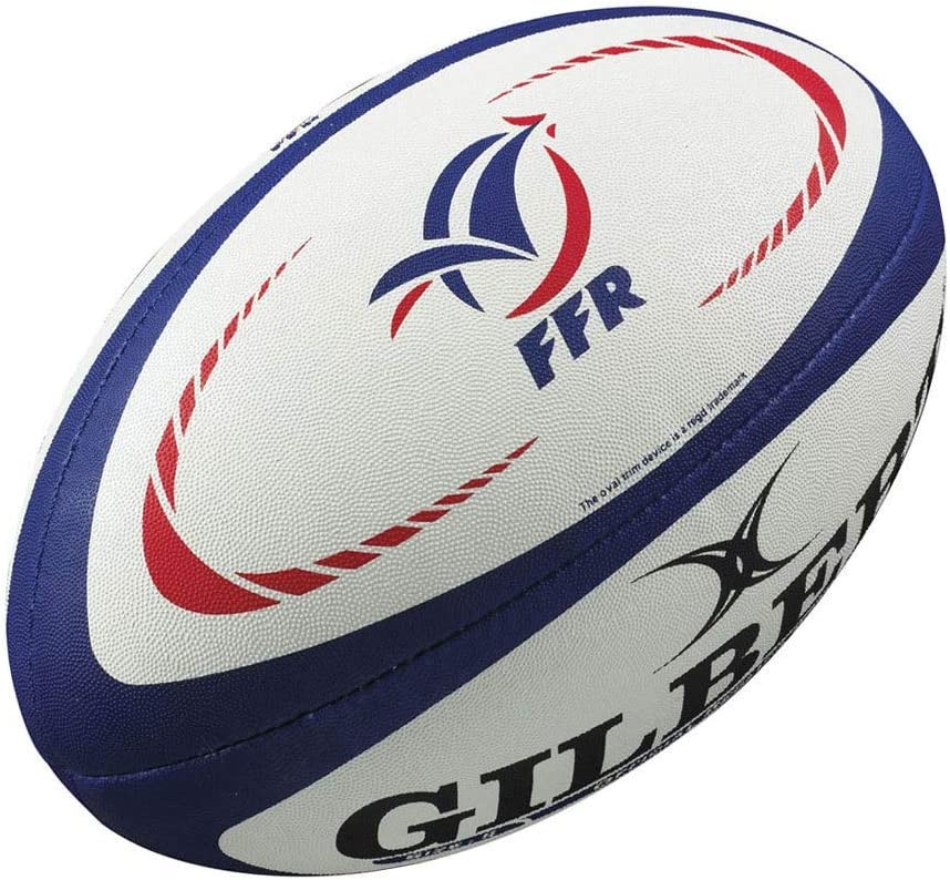 Gilbert France Mini Rugby Ball