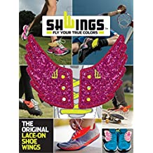The Original Shwings: Fly Your True Colors - Fuchsia Wings (10706)