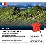Garmin - Carte TOPO France V4 Pro - France entière