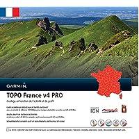 Garmin Topographische Karte Frankreich v4 PRO