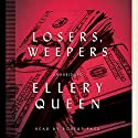 Losers, Weepers Audiobook by Ellery Queen Narrated by Robert Fass