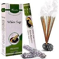 Natural White Sage Hexa Incense Sticks Combo