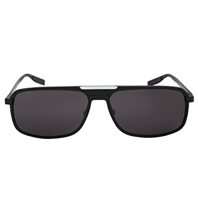 894ce24542e Image Unavailable. Image not available for. Color  Christian Dior AL 13.7  003Y1 (Matt Black with Grey ...