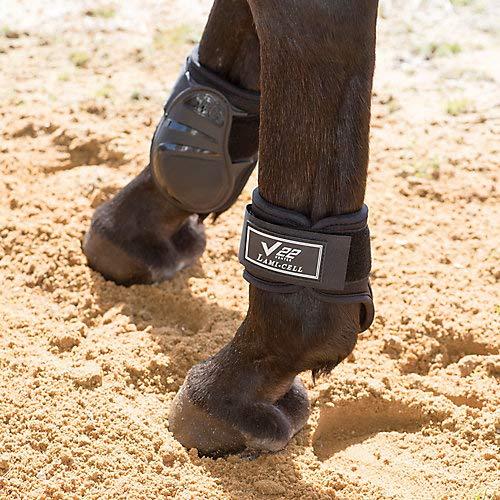 Intrepid International Dressage Saddle Pad, Black