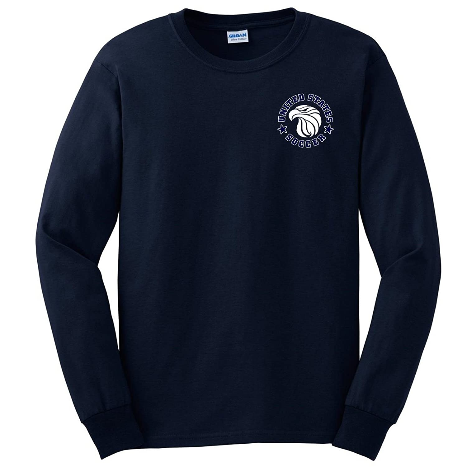 Usa Soccer Long Sleeve T Shirt - Cotswold Hire c35ce9249