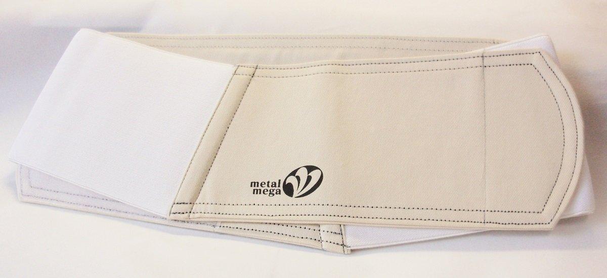 (metaru mega) MMC スッキリベルト こし楽々くん 腰の痛みに(腰用特許品) サイズ M 肌 商品番号 SB05M81 B071JY1NQH