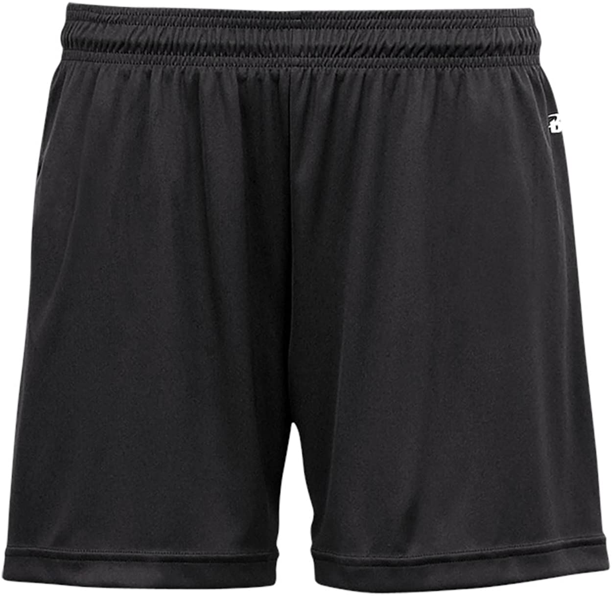 "Badger Sport Athletic Performance Shorts Wicking Girls (4"") Ladies (5""), 16 Colors"