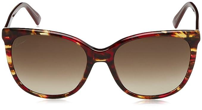 Gucci Sonnenbrille 3751/S CC (56 mm) bordeaux IRQHBdk4o5