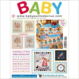 BABY Nº 119 - REVISTA PUNTO DE CRUZ: Amazon.es: ALTERNATIVAS PUBLICITARIAS S.L.: Libros