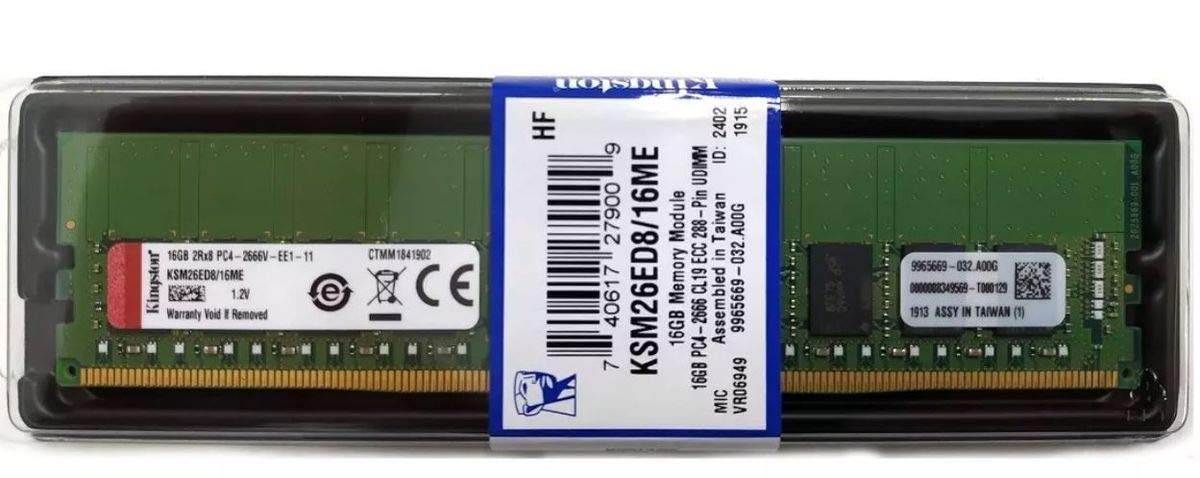 Kingston KSM26ED8//16ME 16GB PC4-2666 CL19 ECC DIMM