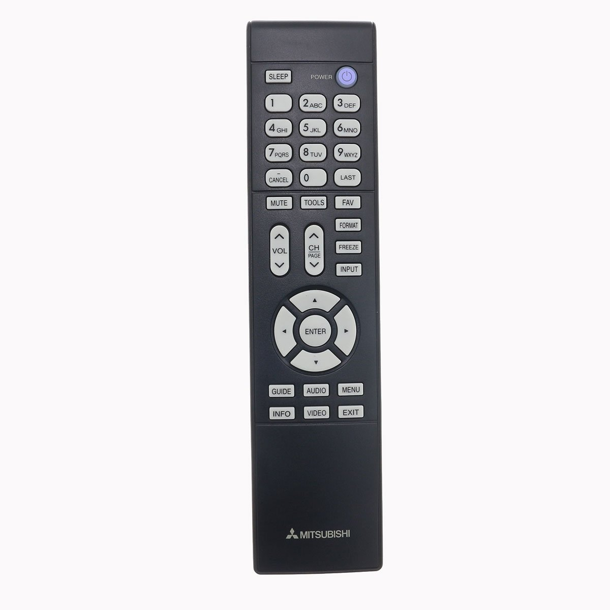 Control Remoto Original 290P187A10 Mitsubishi TV (290P187...