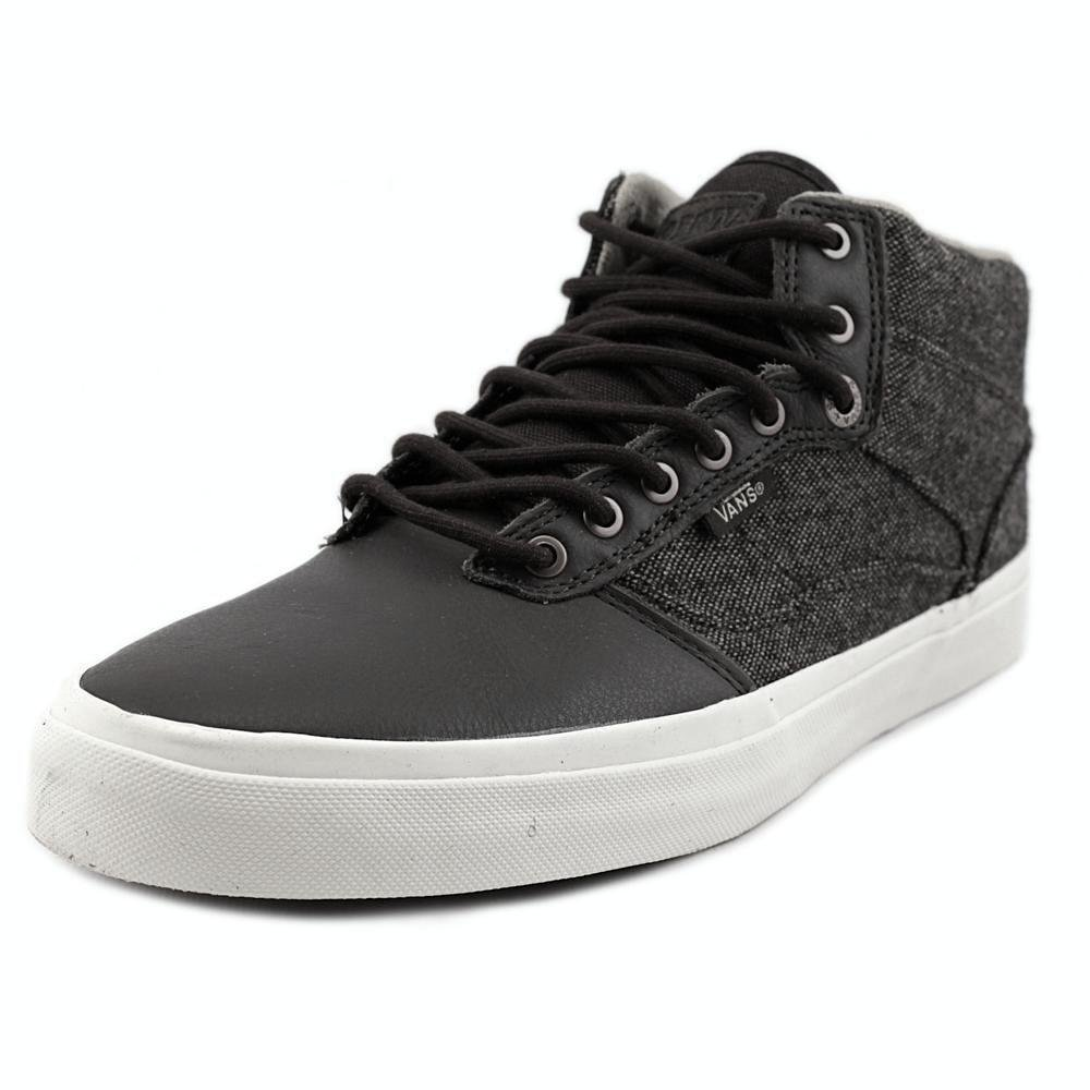 vans off the wall black and white