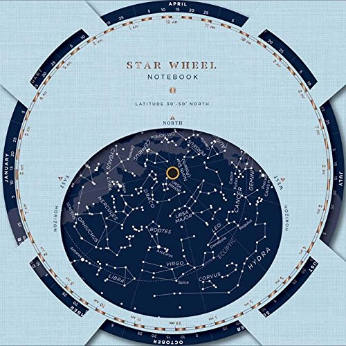 Constellation Chart (Star Wheel Notebook)