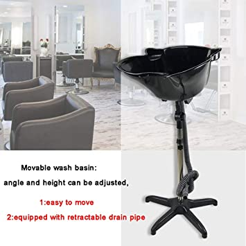 SUWEN Lavadora portátil para el hogar,para discapacitados ...