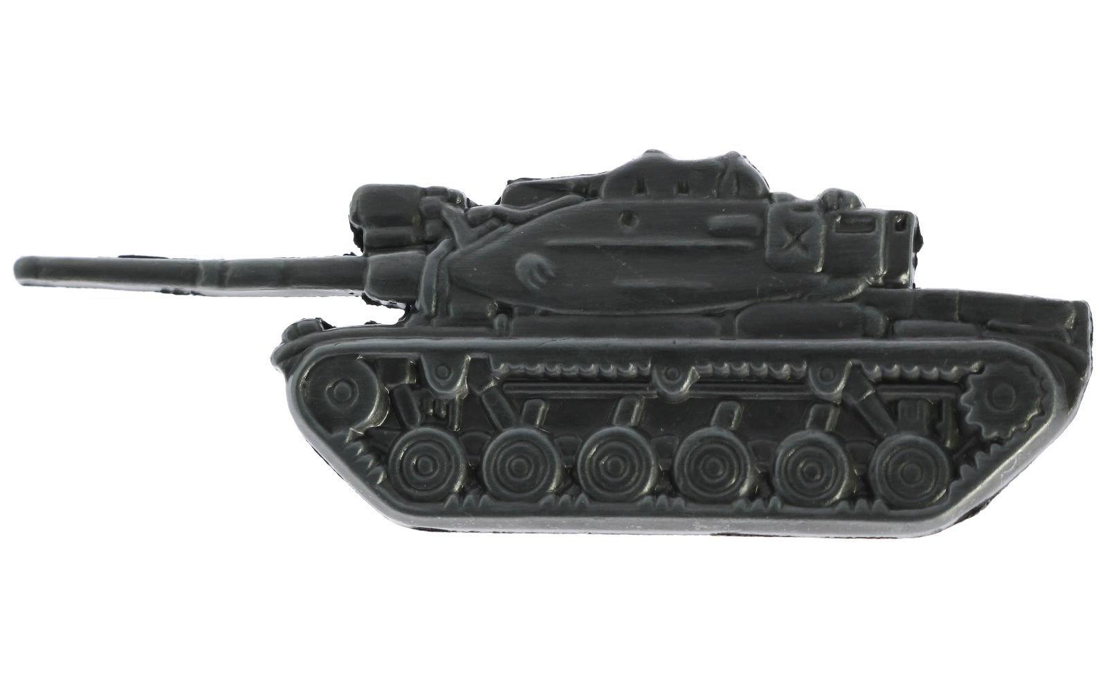 Miniature Replica Military Tank M60-A1 Patton Hat or Lapel Pin H16136D65