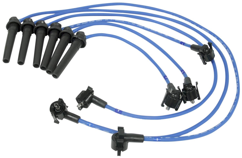 NGK RC-FDZ061 Spark Plug Wire Set