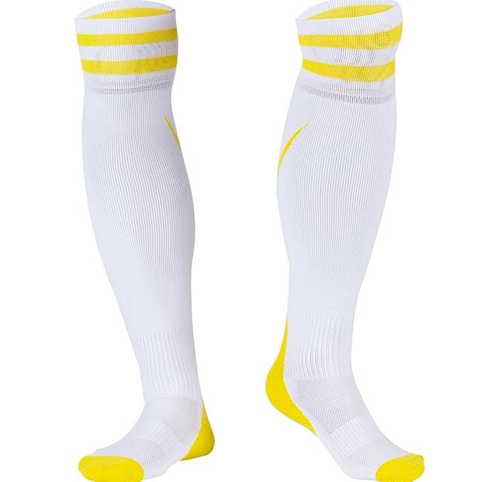Foclassy Calcetines de compresión,Calcetines Futbol Soccer Training Juego Dry Fast Antideslizante