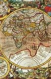 Internet Password Organizer: World Map (Discreet Password Journal)
