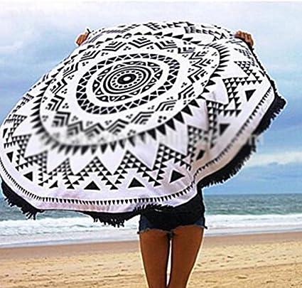 DESY más Vendido Toallas de Playa/Viaje Toallas de Playa/Mujeres Regalos, 3