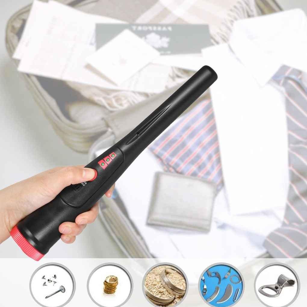 kakiyi alta sensibilidad gc-2007 pinpointing Metal detector de metal de mano muestra en metro buscador de oro: Amazon.es: Bricolaje y herramientas
