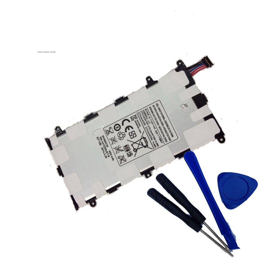Bateria Celular Powerforlaptop® Tablet + Flex Cable Para Samsung Gt P6200 Gt P3110 Gt P3113 Gt P3100 Gt P6201 Gt P6208 P