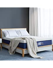 BedStory Colchón Viscoelastico, Colchón de Espuma con Memoria, con Esencia de Lavanda  Extremadamente Duradero   CertiPUR-US Certificado   Certificación ISO 9001-135x 190 cm