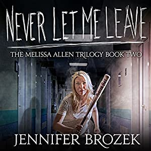 Never Let Me Leave Audiobook