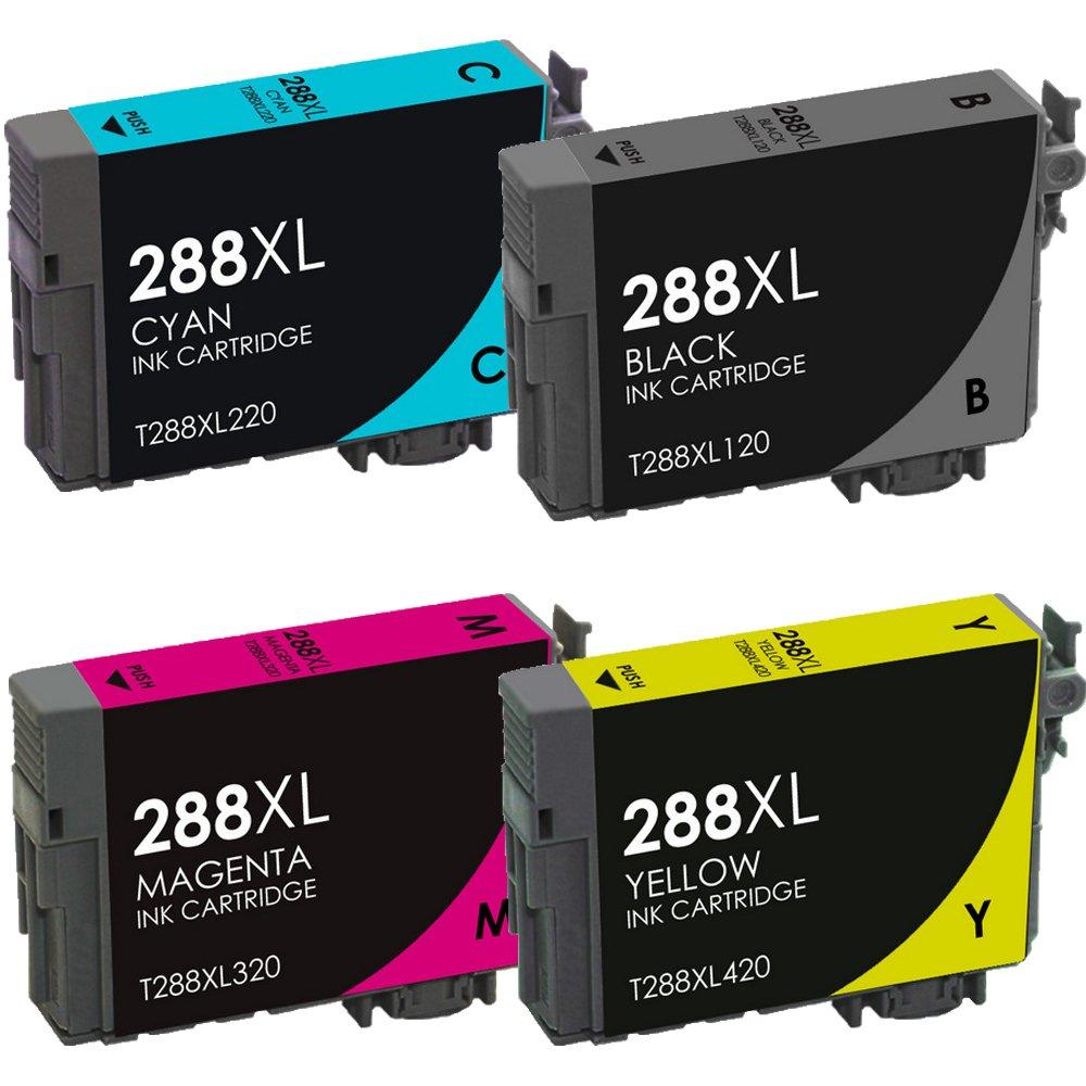 PS Productos reciclados de tinta para Epson 288 T288 288 x l ...