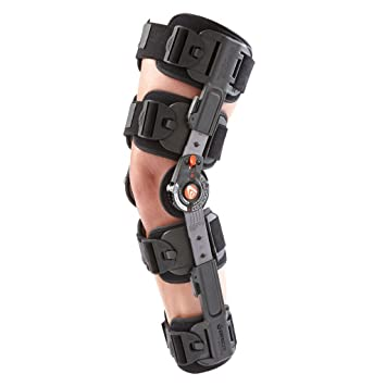 3723e0ece7 Image Unavailable. Image not available for. Color: Breg T Scope Premier  Post-Op Knee Brace ...