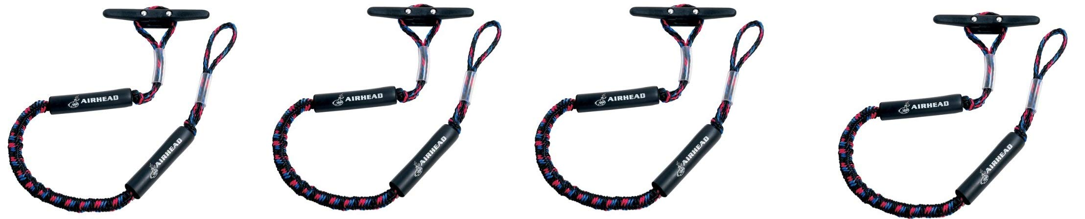 Airhead AHDL-4 Bungee Dockline 4 Feet (Pack of 4) by Airhead (Image #1)