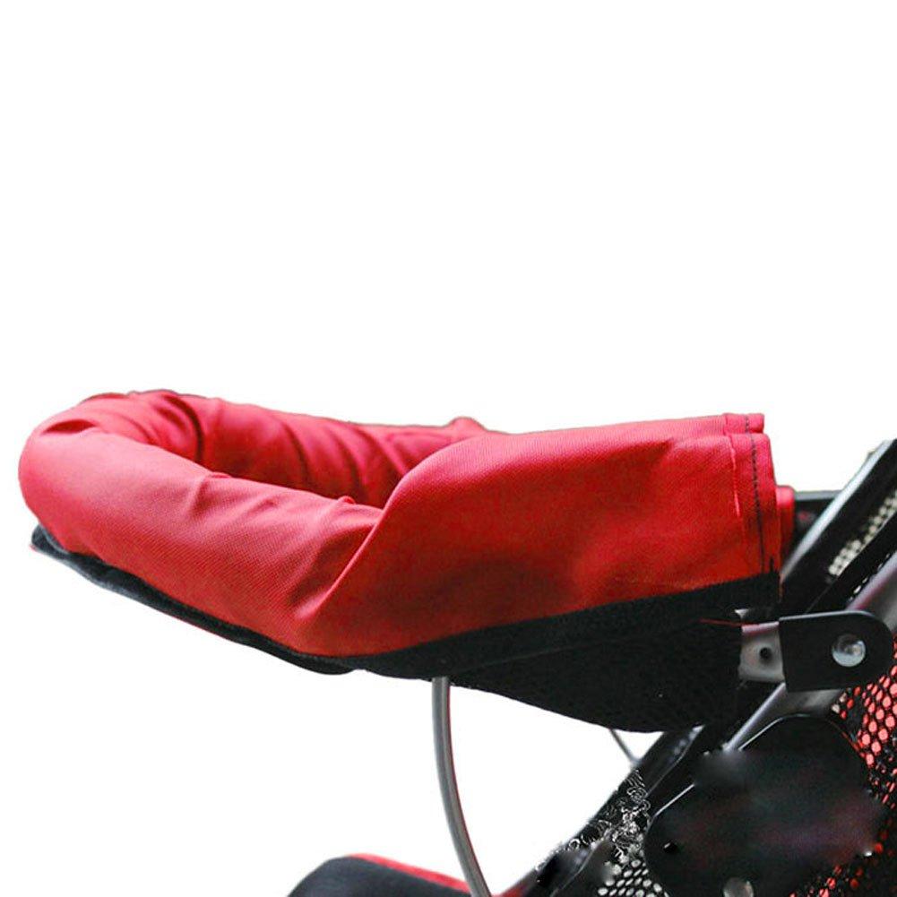 Domybest Griffbezug Schutzbezug f/ür die Handleisten von Buggys und Kinderwagen