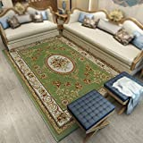 Carpets / American Living Room Sofas Carpets / Bedrooms Bedside Carpets / Home Thickness Tea Table Mat / Home Decoration Anti-skid Carpet ( Color : B , Size : 160230cm )