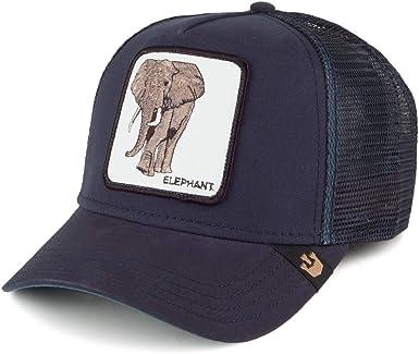 Goorin Brothers Gorra Trucker Elefante Azul Marino - Ajustable ...