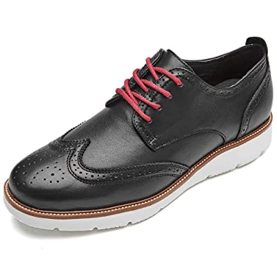 LAOKS Mens Wingtip Dress Shoes, Lace-up Oxford, Fashion Sneaker | Oxfords