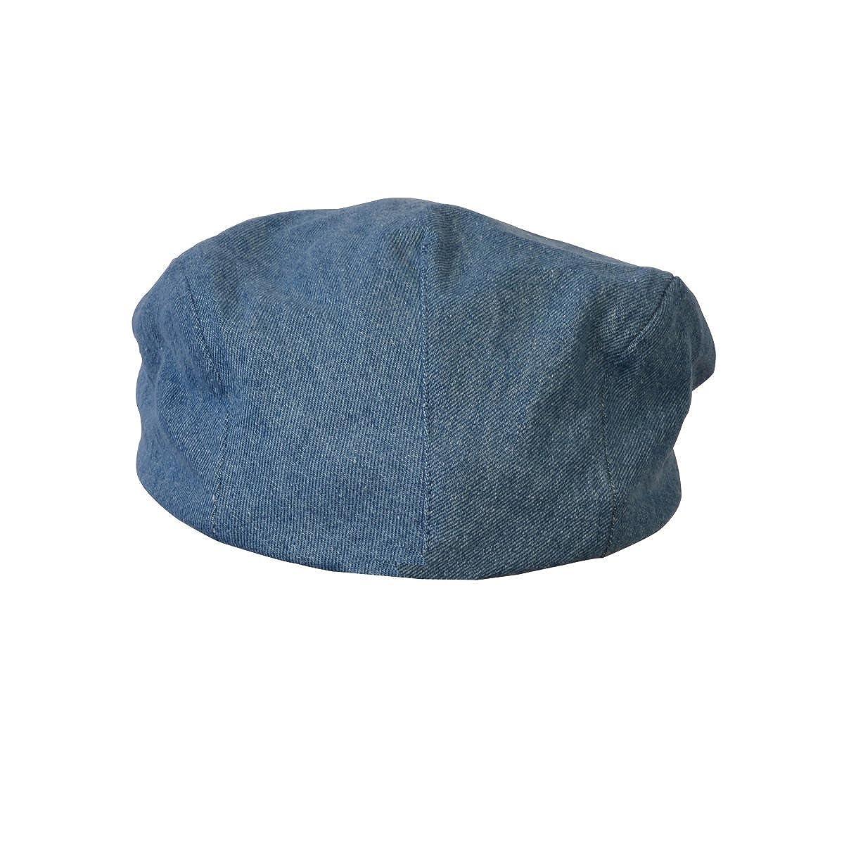 Tirrinia Mens Vintage Style Cotton Gatsby Ivy Newsboy Hat Cap