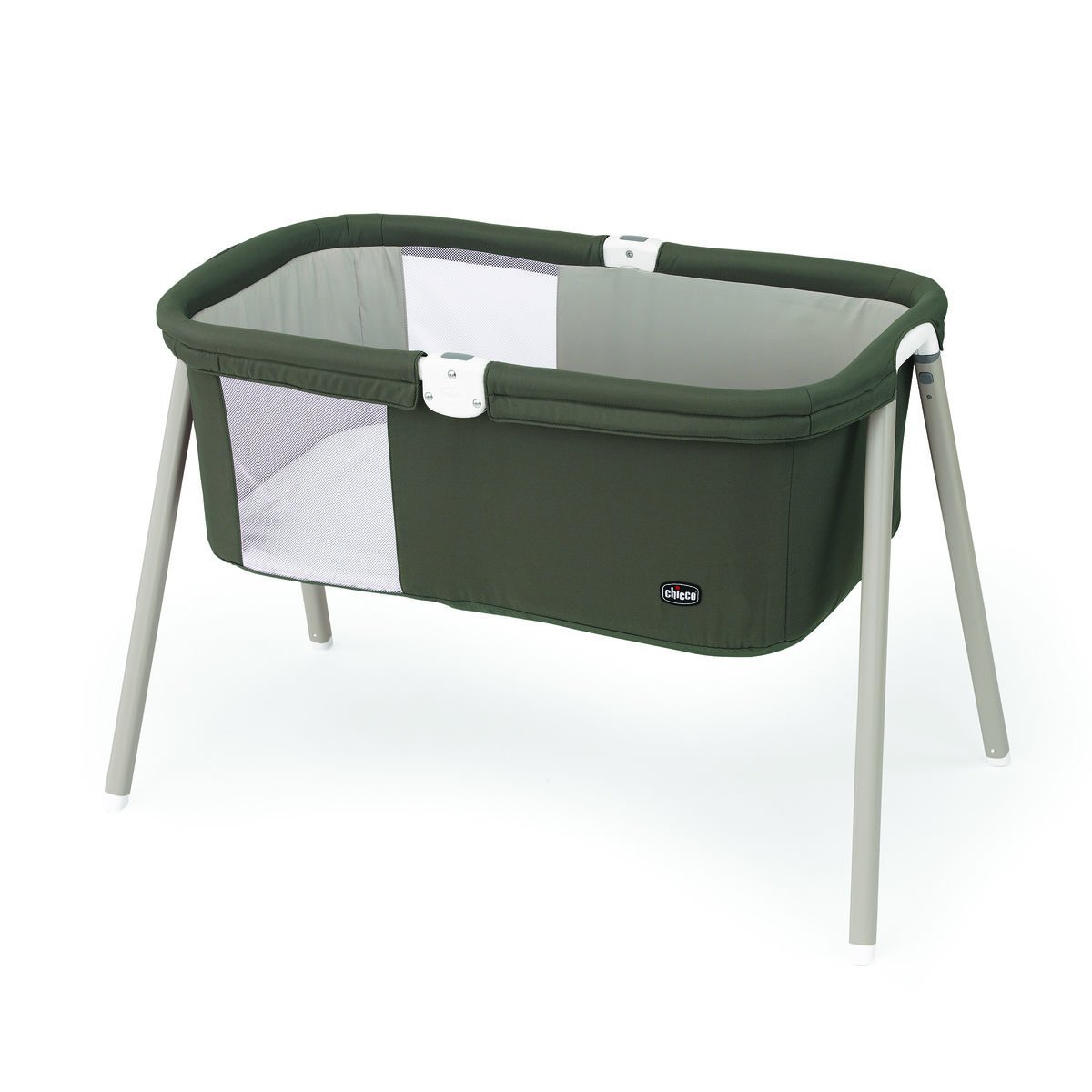 The Chicco Lullago Travel Crib