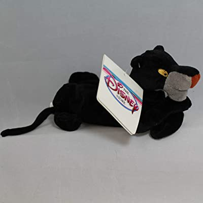 "Disney Bean Bag Plush Jungle Book Bagheera 8"": Toys & Games"