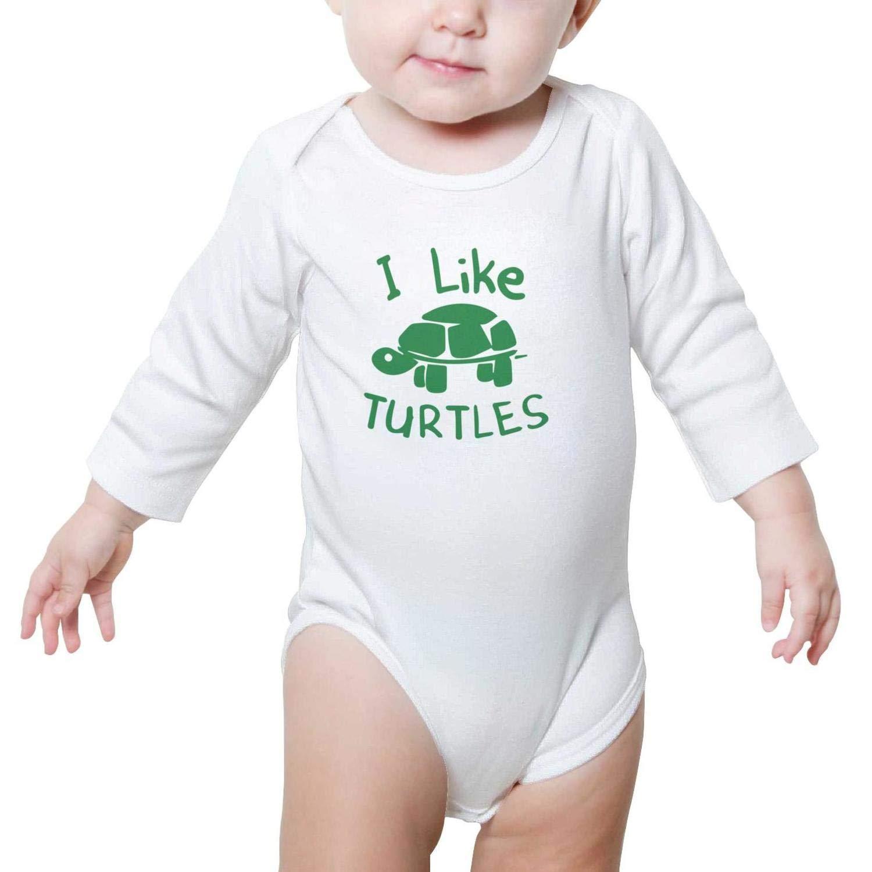 SHUOCDAH Green Weed cannbis Baby Girls Cool Baby Long Sleeve Onesie