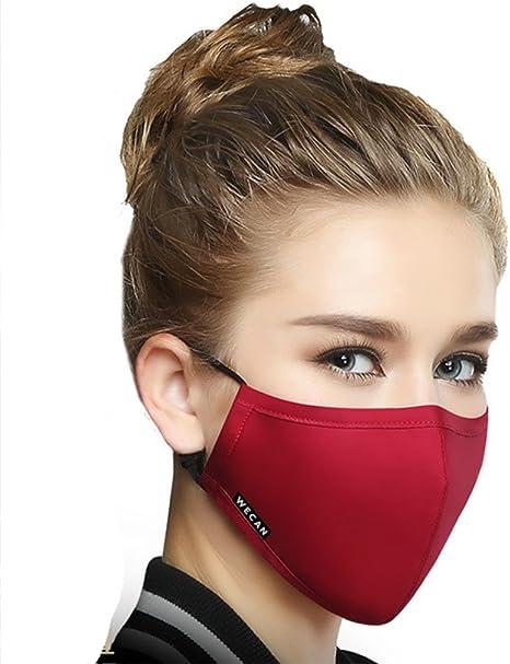 maschera bocca con filtro